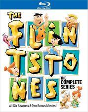 The Flintstones Season 1 2 3 4 5 6 The Complete Series Region B Blu-ray