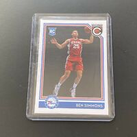 16-17 Panini Complete Ben Simmons Rookie Card RC Philadelphia 76ers