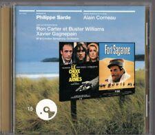 PHILIPPE SARDE FORT SAGANE & LE CHOIX DES ARMES MINT UNIVERSAL 2001 CD