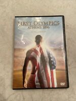 The First Olympics Athens 1896 DVD 2008 (2 Disc Set)