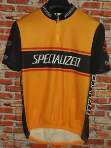 Bike Cycling Jersey Maillot Shirt Cyclism Sport Specialized Size L