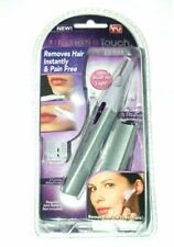 JML Finishing Touch Elite Personal Hair Remover Pain Free Built In Light New