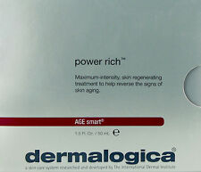 Dermalogica Age Smart Power Rich 5 Tubes X 10ml  BRAND NEW
