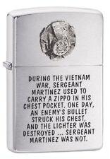 Feuerzeug Zippo Vietnam Bullett Gold-Plattiert Ps 18941 Pelusciamo Store