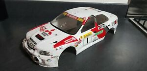Tamiya Mitsubishi Lancer Evo IV Body Shell WRC