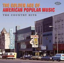 The Golden Age Of American Popular Music - The Country Hits (CDCHD 1185)