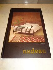 1999 Nadeau Furniture Catalog Mahogany & Teak Collection Furniture With a Soul