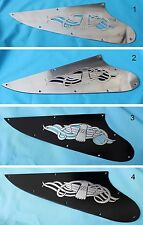 Metal bass Pickguard fits Gibson or Epiphone Thunderbird scratchplate