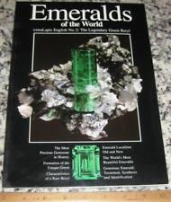 extraLapis English No. 2 Emeralds Of The World The Legendary Green Beryl 2002