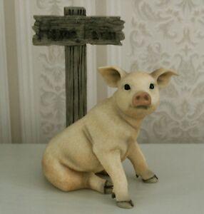 PIG BY LEONARDO - PERFECT CONDITION