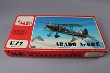 ZC173 CMK 001 Maquette Avion Militaire 1/72 Arado Ar 68E Masters Kits