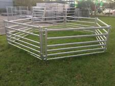 【Sheep Round  Yard】9 Panels and 1 Gate - Livestock For Sheep/Goat $780 Inc