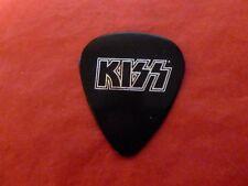 Kiss Black Guitar Pick #5