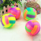 LED Volleyball Flashing Light Up Bouncing Ball Color Changing Kids Child Toy