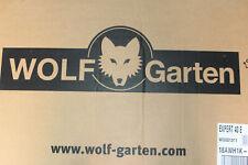Wolf Expert 40E Elektro Rasenmäher    In geöffneter OVP