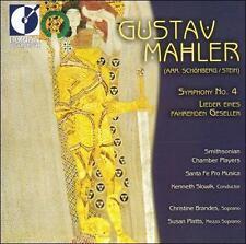 Mahler: Symphony No. 4; Lieder Eines Fahrenden Gesellen, New Music