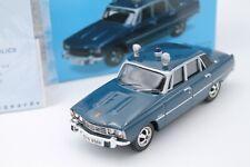 VANGUARDS ( CORGI )  * ROVER 3500 V  METROPOLITAN POLICE  * 1:43 * OVP * LIMITED