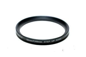 Filteradapter 52-55mm - Filter 55mm auf Objektiv 52mm (sehr gut)