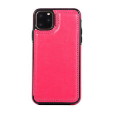 Card Holder Wallet Flip Leather Shockproof Case Cover For New iPhone 11 Pro Max