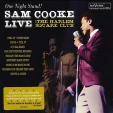 Sam Cooke : One Night Stand!: Live at the Harlem Square Club CD (2005)