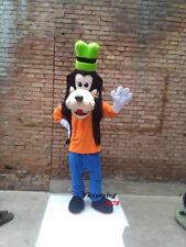 Deluxe Goofy Dog Mascot Costume Free Shipping