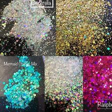 CHUNKY Festival Glitter Bag - Face Eye Body Hair Tattoo Cosmetic Party Nail