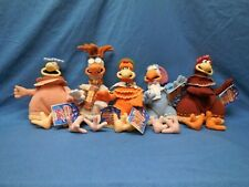 Chicken Run Figures Dreamworks Playmates Lot Of 5