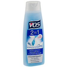 VO5 Moisturizing Shampoo + Conditioner 12.5 oz