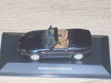 1/43 diecast model car Maserati Spyder GT, IXO