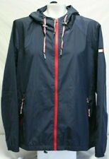 *NEW* Tommy Hilfiger Womens Windbreaker Full Zip Jacket