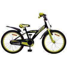 Amigo BMX Turbo - Kinderfahrrad für Jungen - 20 zoll - ab 5-8 Jahre - Schwarz