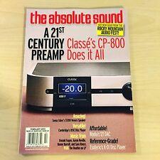 The Absolute Sound Ausgabe 230, 2013 TAS Musik Classe cp-800 Wadia Esoterik DAC