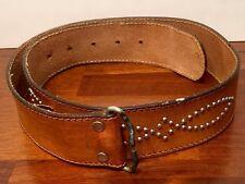 Vintage 60's 70's Mid Century Metal Design Belt
