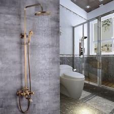 Colonna doccia soffione set doccetta box bagno con soffione e doccino incluso
