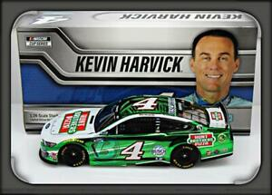 """2021 KEVIN HARVICK #4 HUNT BROTHERS PIZZA COLOR CHROME 1:24 """"72 MADE"""""""