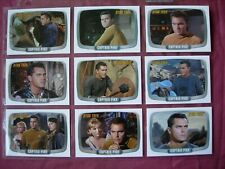 Star Trek TOS 40th Anniversary X9 Captain Pike Chase cards Rittenhouse 2006 VFN