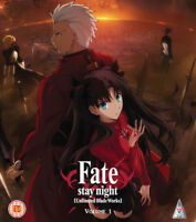 Fate/stay Night: Unlimited Blade Works - Part 1 Blu-Ray (2018) Takahiro Miura