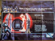 Sci-Fi/Fantasy Original UK Quad Film Posters (1970s)