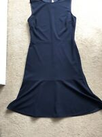 Stella Mccartney Navy Blue Dress, IT42