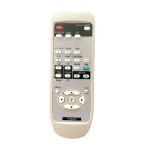 New Replacement Remote Control For Epson EB-460E EB-485WI EMP-DM1 LCD Projector
