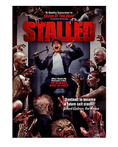 Stalled (DVD, 2014) BRAND NEW AND SEALED