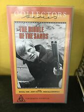 The Riddle Of The Sands VHS tape (1979 spy thriller movie) * rare *