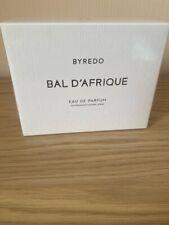 Byredo BAL D'AFRIQUE  EDP 50 Ml|1.6 FL.OZ New Sealed