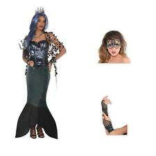 Adult Sea Siren Fancy Dress Party Halloween Dress Up Costume Accessories