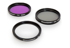 40.5mm 3 Piece Filter Kit (UV, CPL, FLD) Multi Coated HD for Nikon Sony Cameras