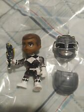 The Loyal Subjects Mighty Morphin Power Rangers EXCLUSIVE crystal clear Black