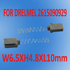 Carbon Brushes For  90929 2615090929DREMEL 275, 285, 395 Moto-Tool Type 1 & 2