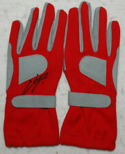Sergio Perez Signed - Autographed - Racing F1 Gloves Pair