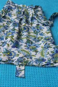 Bermudas/Shorts von rich & royal, Gr. 40, neuwertig, blau, gelb