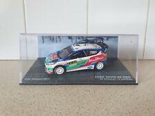 ixo / altaya - 2011 FORD FIESTA RS WRC -  RALLY SWEDEN - 1/43 SCALE MODEL CAR